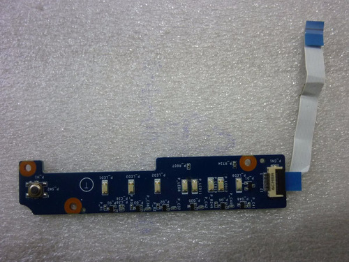 placa boton encendido notebook sony vaio pcg-gr3l vgn-c240e