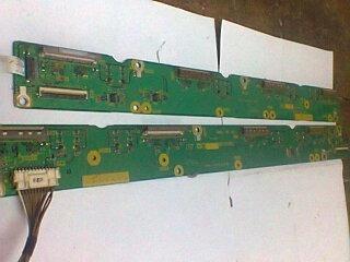 placa buferr panasonic th42pv70lb
