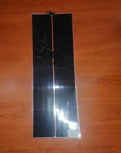 placa calefactora reptil erizo 45w 80x28cms - k&n accesorios