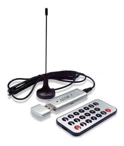 placa captura receptor de tv digital usb pc / notebook
