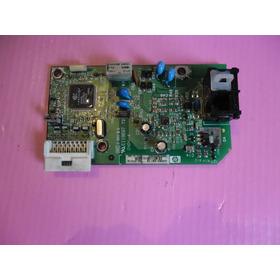 Placa Cartão E Rede Da Impressora Hp Psc 2410