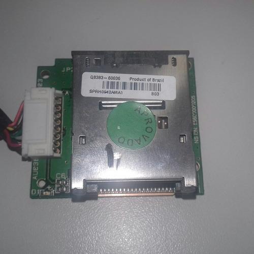 placa cartão do memória hp photo smart c4480