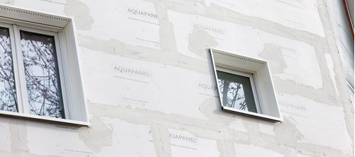 placa cementicia - knauf 12.5mm 1200x2400 steel framing