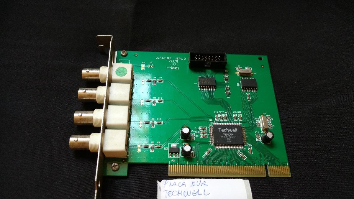 TECHWELL 6805A TREIBER WINDOWS 8