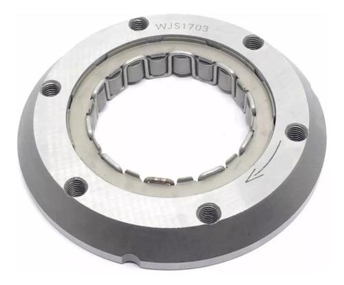 placa colar embreagem de partida motor honda cb 300 xre
