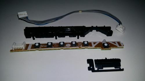 placa comandos completa  monitor lg e1641c  eax63551103