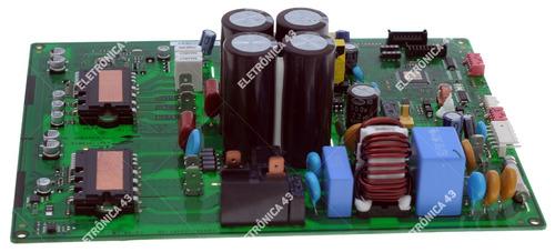 placa condensadora ar samsung 24000 btus inverter nova