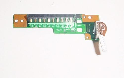 placa conector bateria notebook toshiba 1410