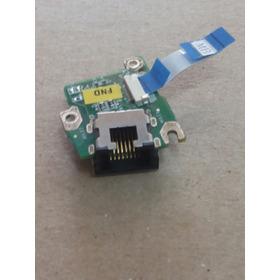 Placa Conector Rede Aspire One Ao751h-1189