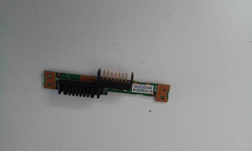 placa conexão extensor notebook cce lpv-d10h120 35gpx4010-c0