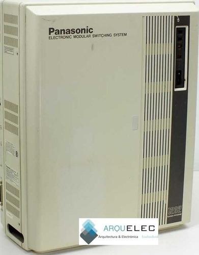 placa consola dss de central telefonica panasonic kxt1232