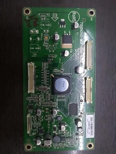 placa controladora aoc le46a107 / 715g4545-m0f-000-005k .