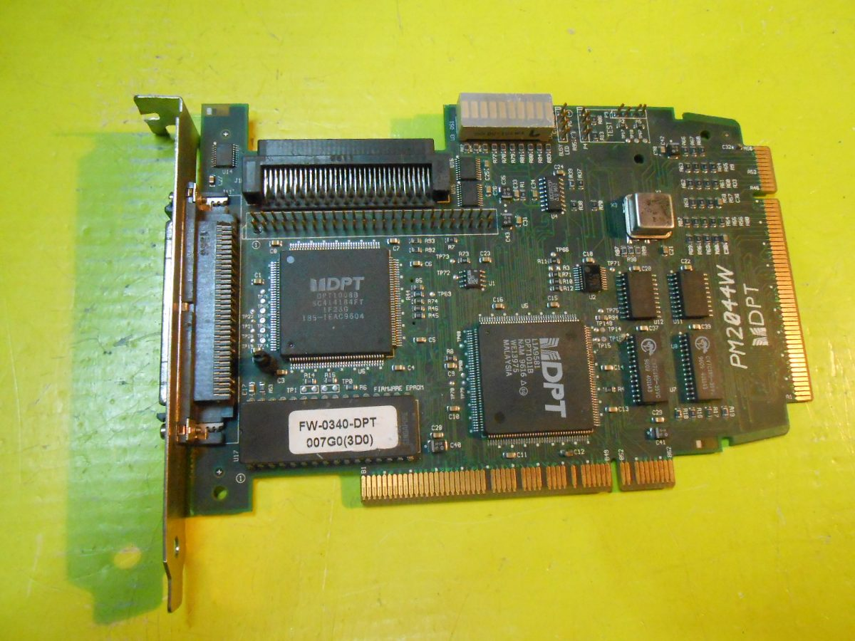 DPT SCSI DRIVER FOR WINDOWS MAC