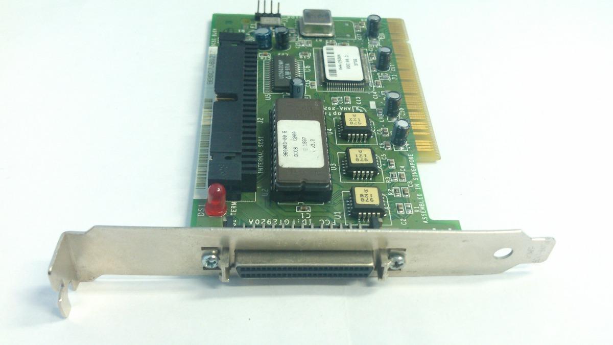 Adaptec AHA-2920 SCSI Driver for Windows Mac