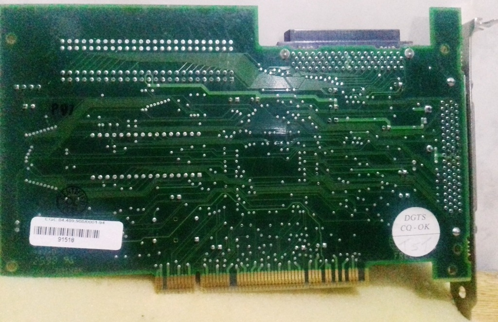 Adaptec AIC78xx PCI SCSI Controller Driver Windows 7