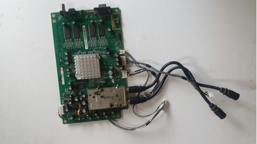 placa conversor digital tv toshiba xv500- usado