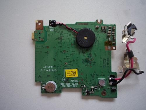 placa da câmera sony dsc-s2100