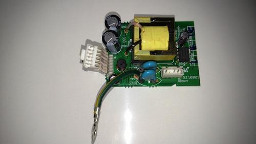 placa da fonte auxiliar para projetor lg ds325 peça original
