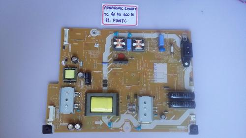 placa da fonte da tv panasonic smart tc-40ds600b