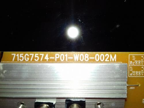 placa da fonte da tv philips 43pfg5102/78