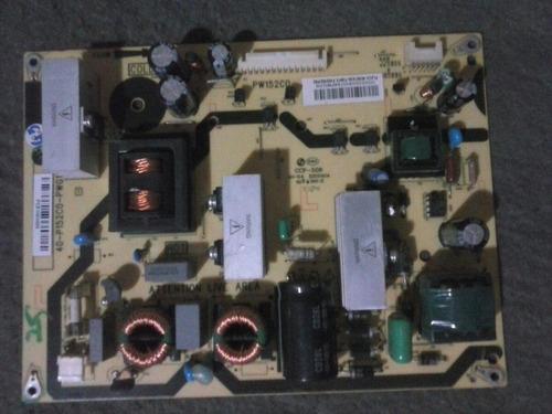 placa da fonte philco ph32m4 (40-p152co-pwg1xg)