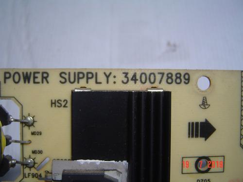 placa da fonte sti le4050(a)  34007889