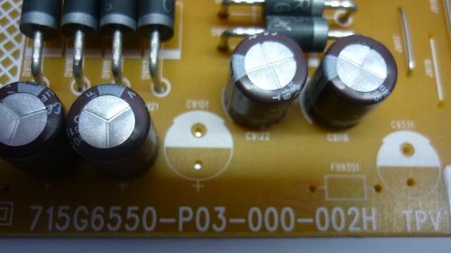 placa da fonte tv aoc le32d1352 715g6550-p03 000-002h