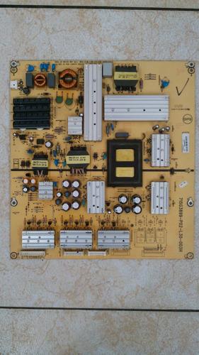 placa da fonte tv aoc le42h057d (com defeito )