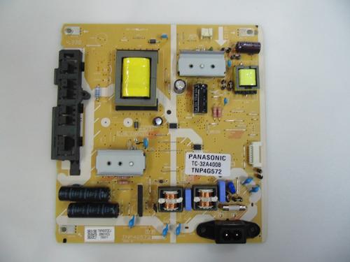 placa da fonte tv panasonic tc-32a400b tnp4g572
