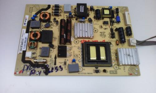 placa da fonte tv philco ph46e53