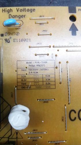 placa da fonte tv philips 32pfl3608/ 3805