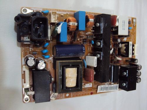placa da fonte tv samsung ln32c400