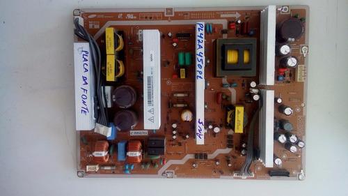 placa da fonte tv samsung pl42a450b1