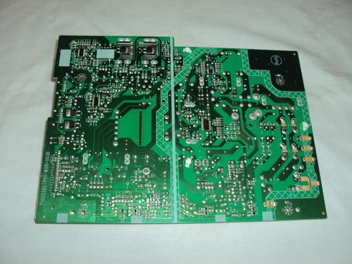 placa da fonte tv sony kdl-32ex355 715g5392-p01-w20-003e