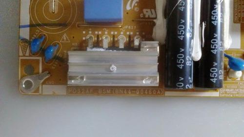 placa da fonte un32d5500rg   pd32af_bsm (bn44-00460a)