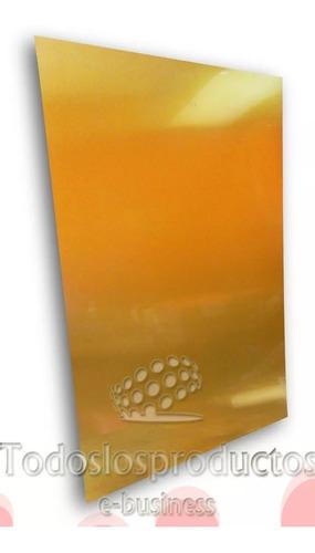placa de aluminio para sublimar de 40x60 3 colores 3 piezas