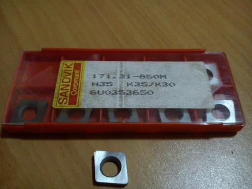 placa de apoyo o inserto sandvick cnma 120412