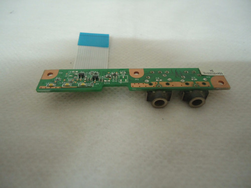 placa de áudio compaq cd50-210br com flat (usada)