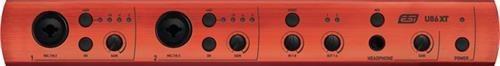 placa de audio esi 8 canales usb 2.0 24bit 96khz 8 in 6 out
