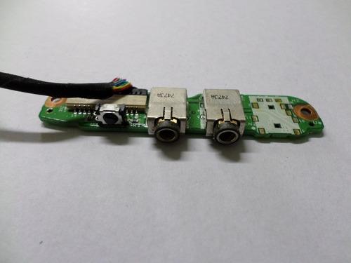 placa de áudio notebook hp pavilion dv6220br