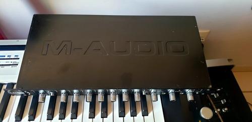 placa de áudio profire m-áudio 2626