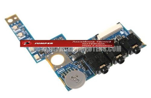 placa de audio som toshiba satellite 2100cdt p000287640