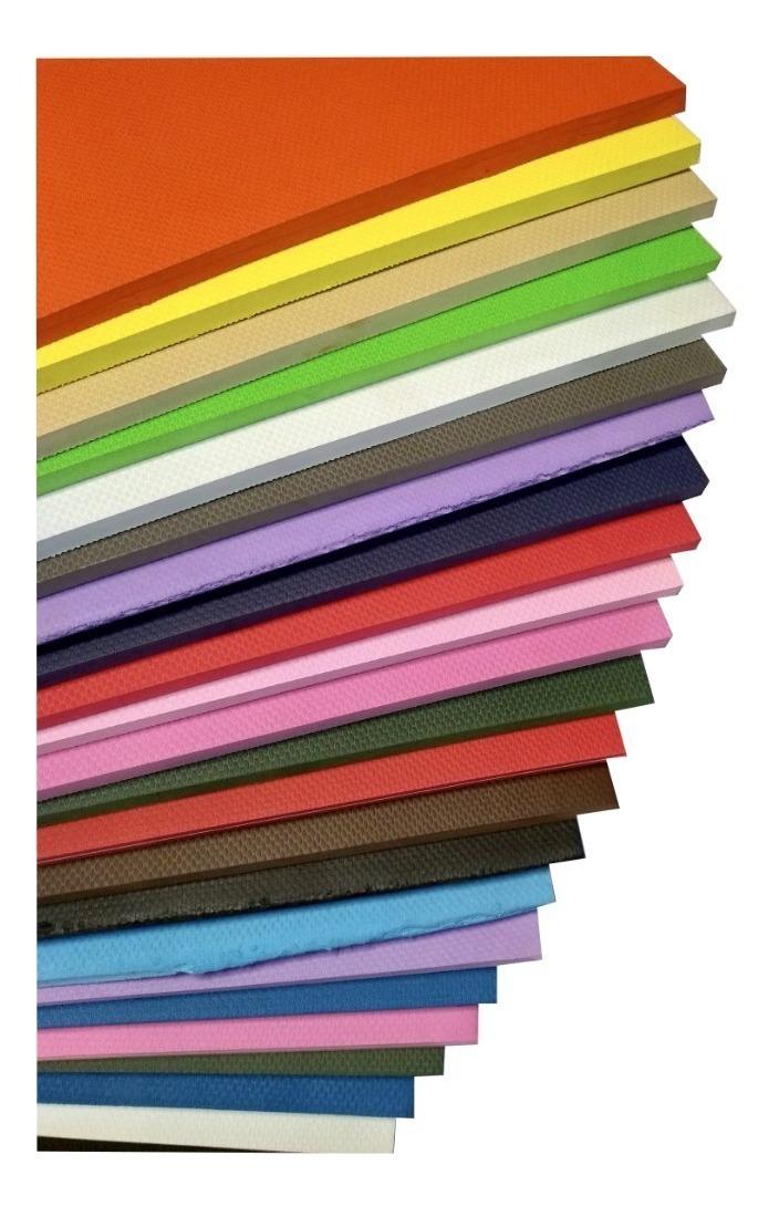 5e47b68a51a041 Placa De Borracha Microporosa 85/15 Kit 8 Placas - R$ 119,99 em ...
