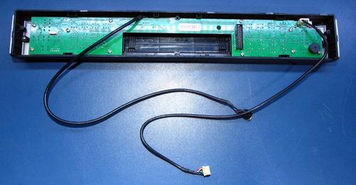 placa de botões / painel frontal cop-dvr16rs
