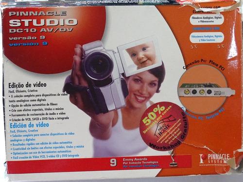 placa de captura de imagem