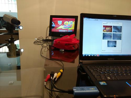 placa de captura de imagem, captura de imagem , software