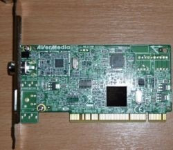 NEW DRIVER: AVERMEDIA M135-A PCI ANALOG