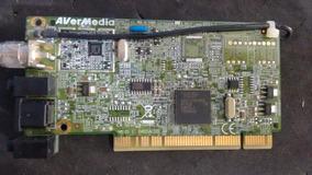 AVERMEDIA M135 A PCI ANALOG WINDOWS 10 DRIVERS