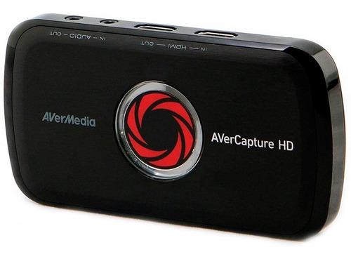 placa de captura lgp gl310 usb full hd 1080p - avermedia -pd