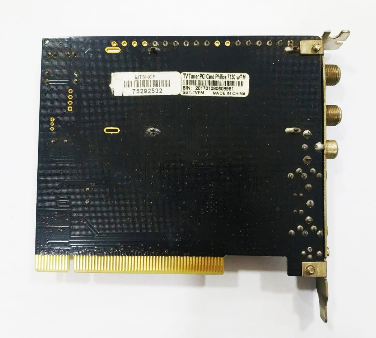 TV TUNER PCI CARD PHILIPS 7130 DRIVERS FOR WINDOWS